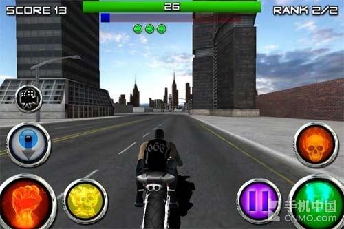 暴力摩托2游戏截图