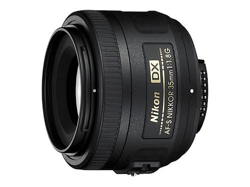人像镜头首选 尼康35mmf1.8降价