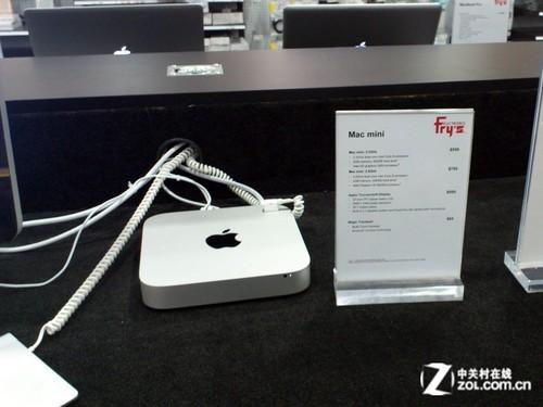 mac mini 連接顯示器