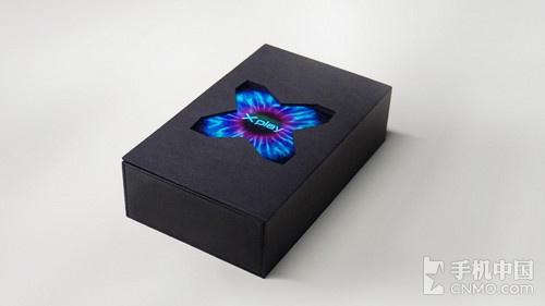 vivo Xplay包装盒设计样式