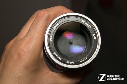 35mm f0.95镜头