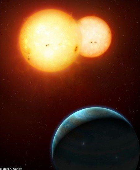 """双星系统拥有范围更大的可居住带,科学家称未来有望发现具有生命的""""星球大战""""塔图因星球"""