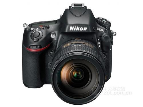 尼康单反相机D800E-佳能尼康全画幅冰点价 5DIII狂降13888元
