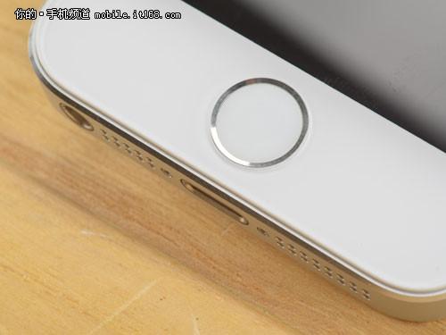 ▲iPhone5S HOME键