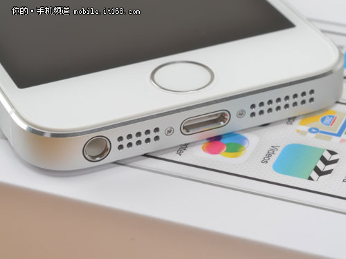 ▲iPhone5S接口