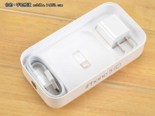 国行现货0元购 联通版iPhone5S\/5C开箱