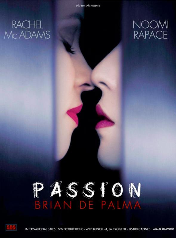 高清:《激情》戛纳电影节叫卖 麦克亚当斯片中