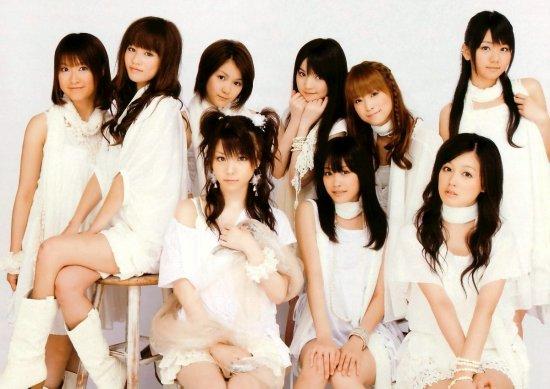 早安少女日本早安少女组合青春美少女组合16岁小罗莉