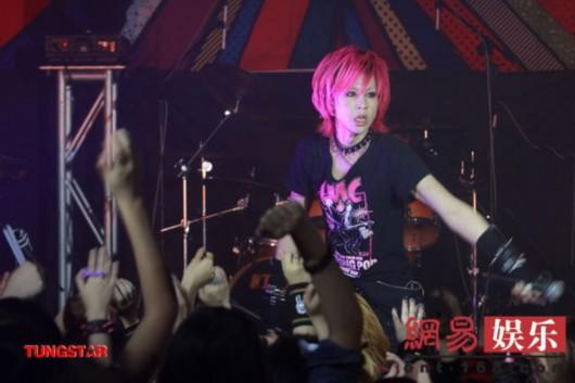 日本乐团lm.c香港个唱粉丝爆满