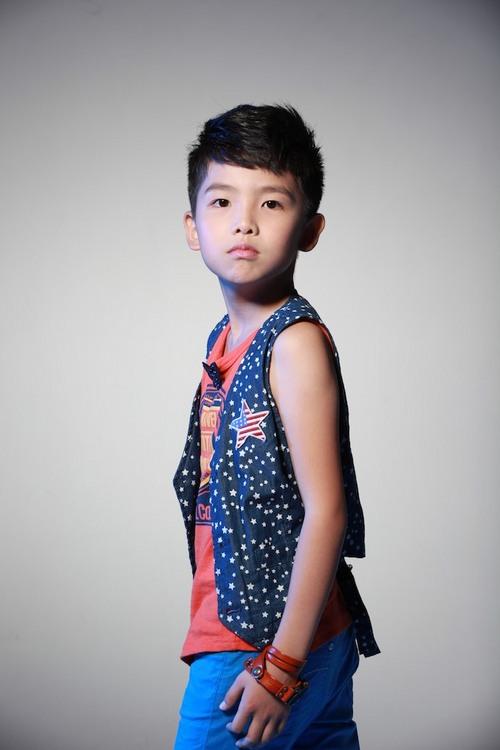 中国最可爱的男童星