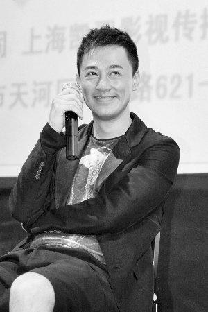 林峰《男人如衣服》首演喜剧图片