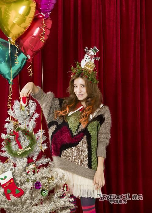 梁心颐/梁心颐《自由灵魂》深受好评圣诞节谈童年趣事