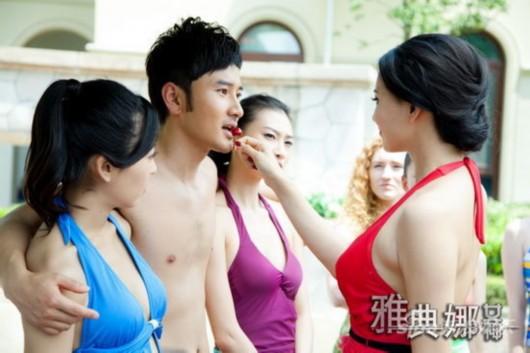强视传媒联手打造,叶璇,莫小棋,刘恩佑,巫迪文领衔主演的电视剧图片