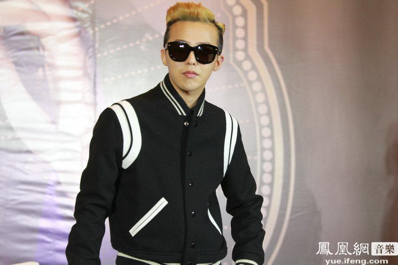权志龙北京记者会_G-Dragon权志龙帮李晨宣传潮牌 称腿伤不影响开唱_音乐频道_凤凰网