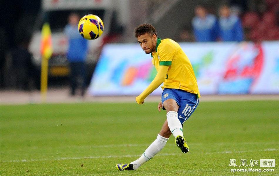 国际足球友谊赛巴西_友谊赛-巴西2-0赞比亚_体育频道_凤凰网