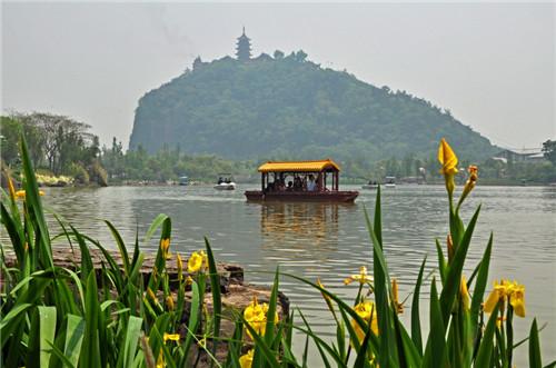 佛教名山|南通狼山 游天然山水盆景