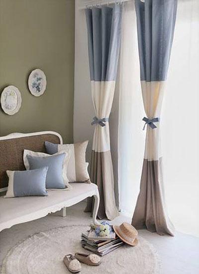 絨布窗簾歐式歐式客廳窗簾歐式客廳窗簾效果圖