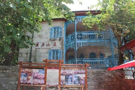 """""""萬國建筑博物館""""-廬山上的老別墅(圖)"""