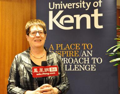 专访肯特大学校长:何谓全球型领导人才?