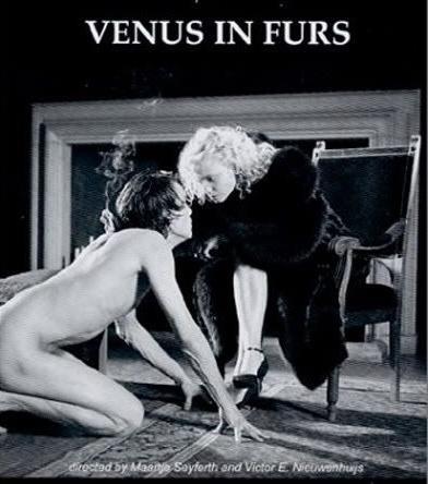 《穿裘皮的維納斯》海報-八小妹吐槽戛納四怪之海報挑逗 各種曖昧在