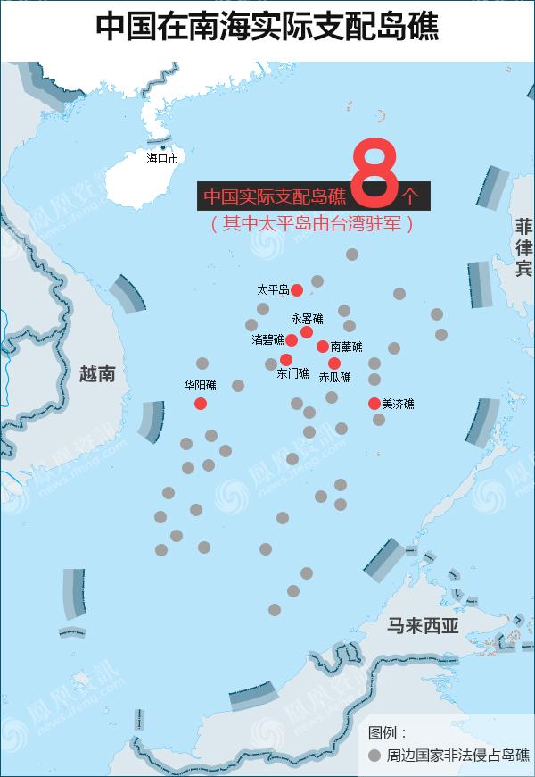 日关注中国南海岛礁基础设施建设中方回应:民用_手机凤凰网