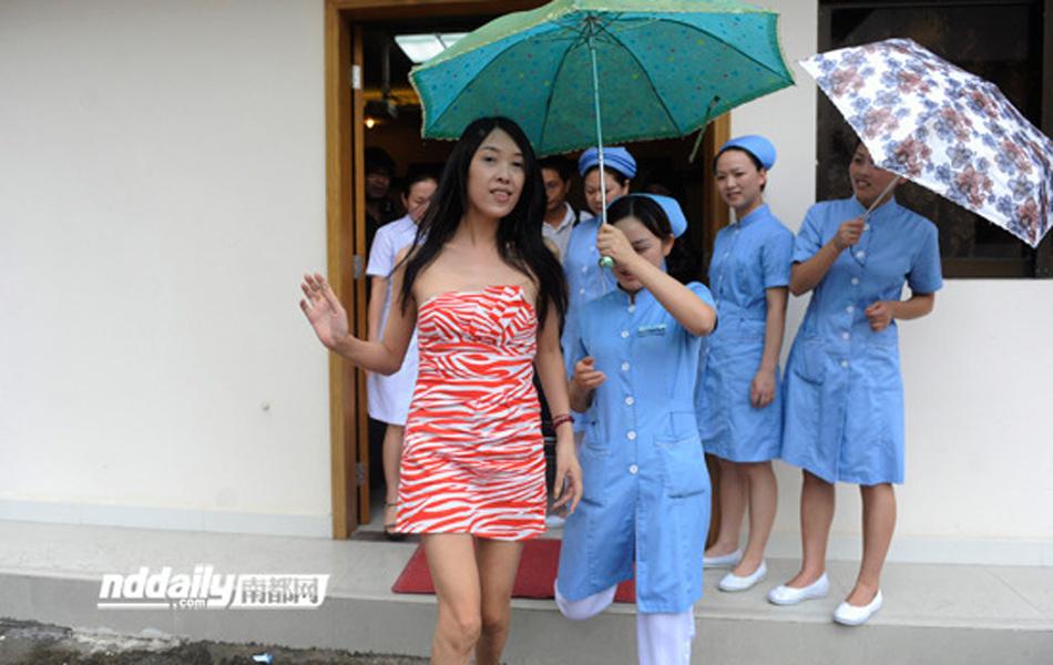 毛泽东纪念堂视频_变性人陈莉莉:下辈子不愿做变性手术_资讯频道_凤凰网
