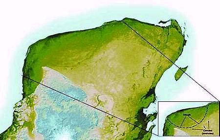 小七的秘密_墨西哥尤卡坦陨石坑 敲响恐龙时代丧钟_山东频道_凤凰网