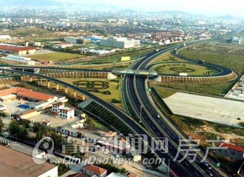 青银高速城阳南_大青岛大规划 城阳重点打造7大居住板块_青岛频道_凤凰网