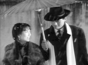 上海滩_《上海滩》中周润发在雪里给赵雅芝打伞的一幕非常经典