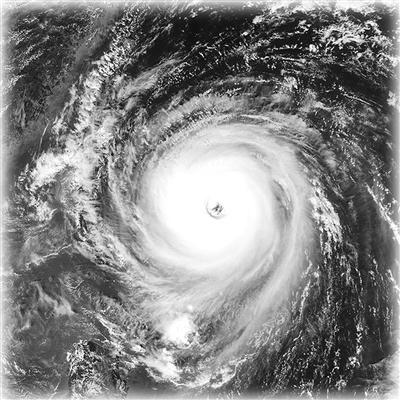 最新天兔台风路径图_台风气象云图