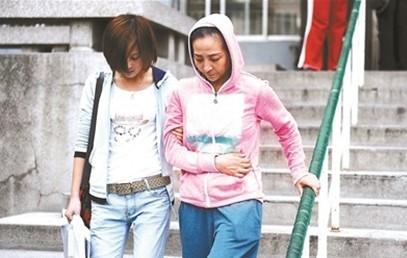 演員馬羚與三女子發生口角泳池邊遭追打致傷|馬羚|演員_鳳凰娛樂