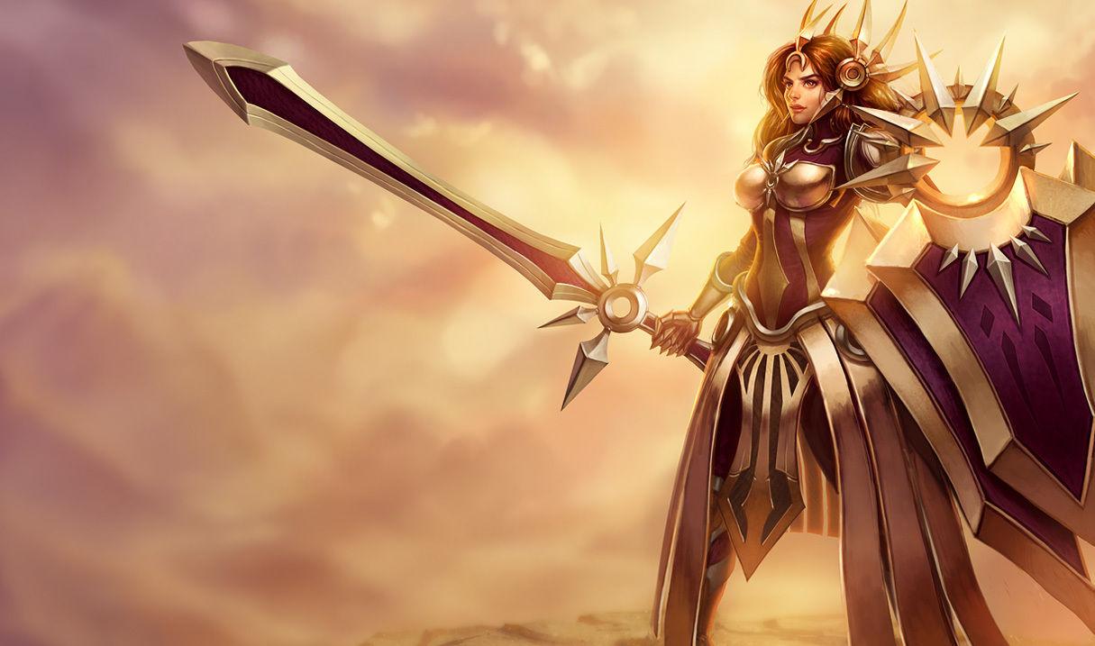 雷欧娜_雷欧娜的太阳圣剑