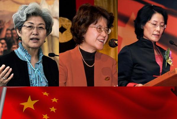 中国女外交部部长_中国三名女外交官主导对菲律宾斡旋_卫视频道_凤凰网