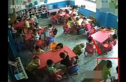 2岁男童被幼儿园老师用胶布封嘴杂物堵鼻孔