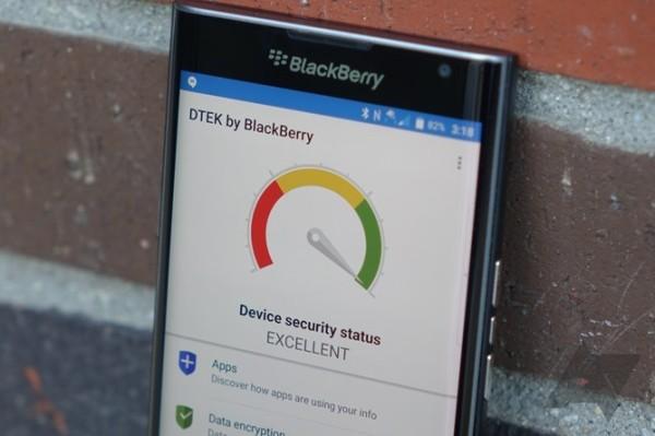 黑莓首款Android手机Priv上手评测的照片 - 17