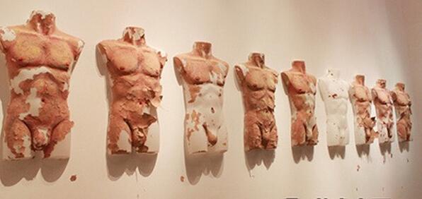 女性成人私处艺术裸体_艾蕾尔:被技术性与方法论阉割的青年艺术