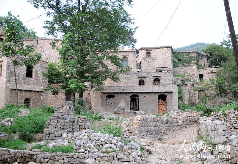 農村破房子屋內圖片