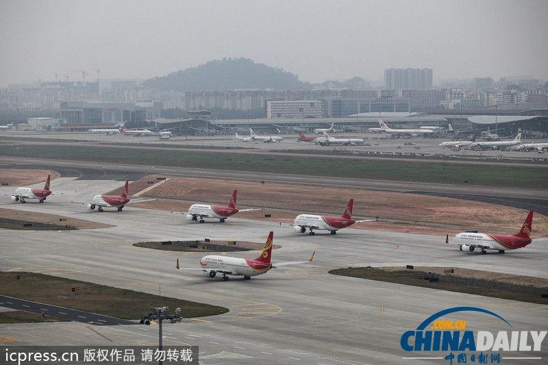 爱普生投影仪囹`��ヒ�_深圳机场t3新航站楼今早8时正式投入使用