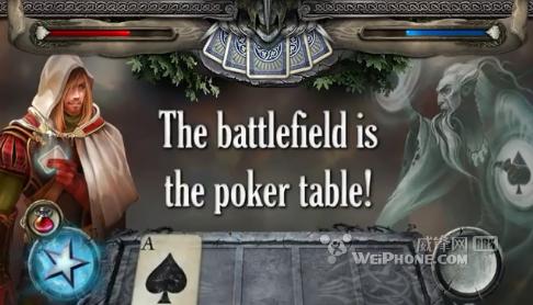 新类型游戏《poker knight》即将上架