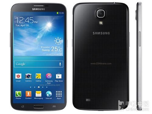 三星发布两款Galaxy Mega 载6.3/5.8