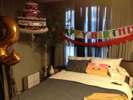 酒店生日房间怎么布置_生日怎么布置房间?-我要过生日如何布置房间? _感人网