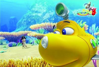 潜艇总动员3 3d_6部儿童电影闯六一《潜艇总动员3》卷土重来_音乐频道_凤凰网